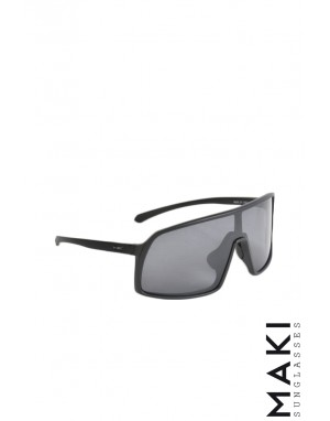 SUNGLASSES HBLK12 Black Lens Smoke