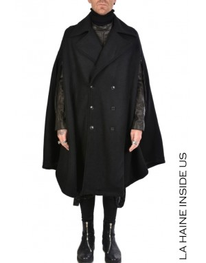 3B FIATO COAT Black