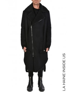 3B TARASSACO COAT Black