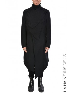 3B YUKI COAT Black