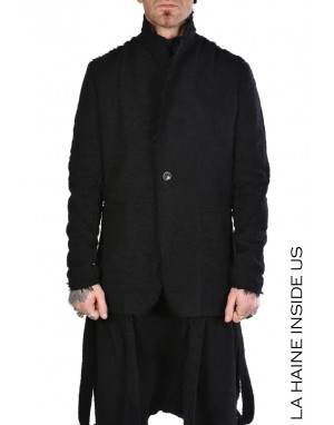 LH UNLINED JACKET 3B SHAONE Black