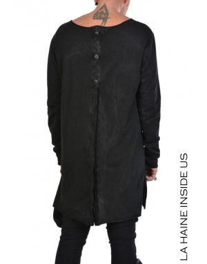 3B DUEMODI SWEATER Black