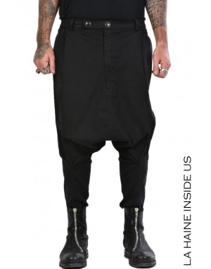 3B RAINMAN TROUSER Black