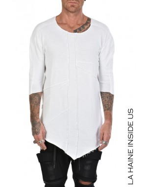 3J COMBUTTA T-SHIRT Bianco