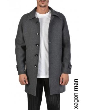 COAT PC72T1 Grey