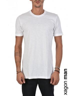 T-SHIRT J30021 White
