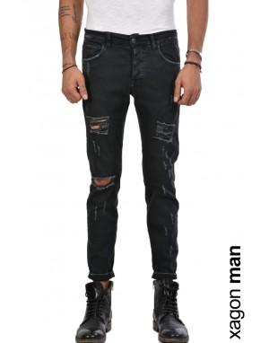 JEANS CR3910 Black
