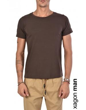 T-Shirt MD1012 Brown