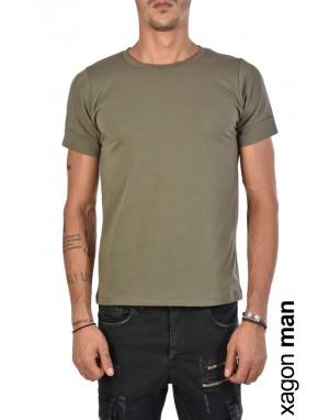 T-Shirt MD1012 Green