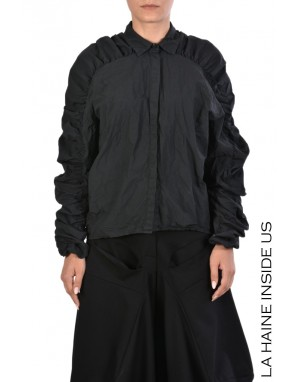 4R PRESTON SHIRT Black