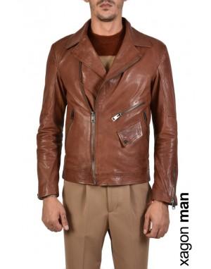 SPORT JACKET GCHIO2 Leather Cuoio