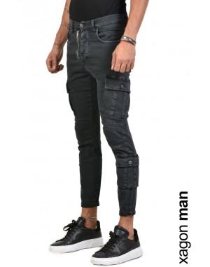 JEANS CR4006 Black