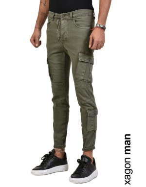 JEANS CR4006 Green
