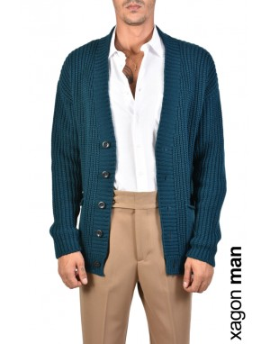 CARDIGAN J00352 Bordeaux