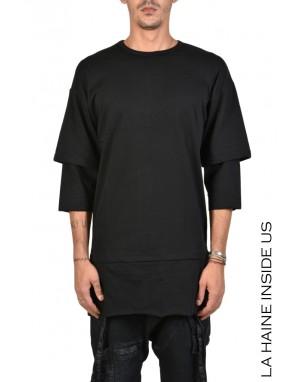 3J DENROH T-SHIRT Black