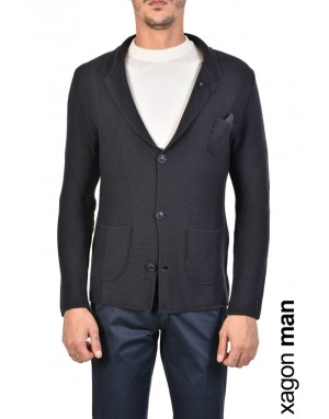 JACKET CASUAL MP230X Blue
