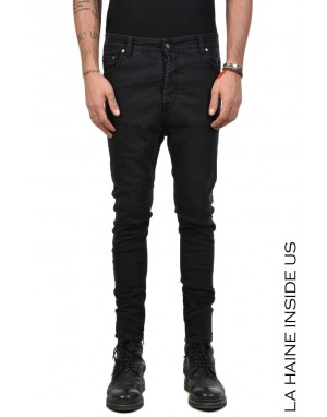 LH JEANS 3P JAMES Skinny Stretch Black