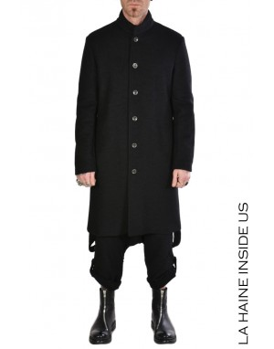 LH COAT 3B RADICAL Black