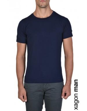 T-Shirt MD1012 Blu