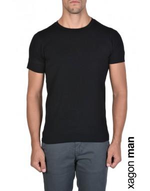 T-Shirt MD1012 Nero
