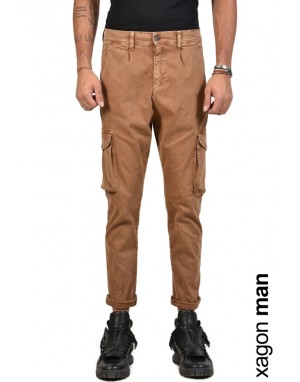TROUSER CR4009 Camel