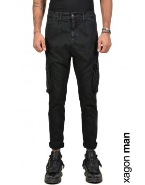 TROUSER CR4009 Black