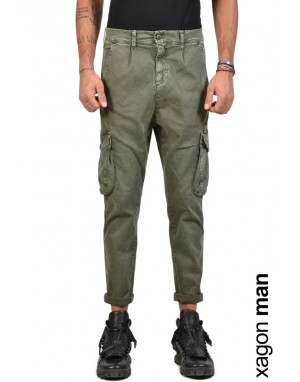 TROUSER CR4009 Green