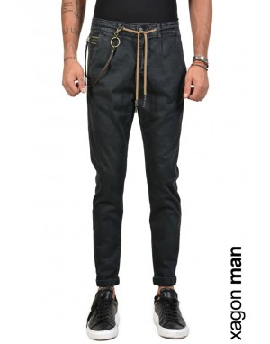 TROUSER CR4001 Black