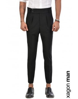 TROUSER PIENNA Black (Available from 20th September)