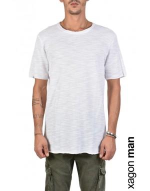 T-SHIRT J30063 White