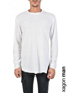 MAGLIA J30057 Bianco