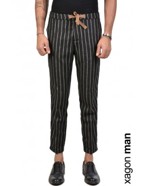 TROUSER FNET19 Black