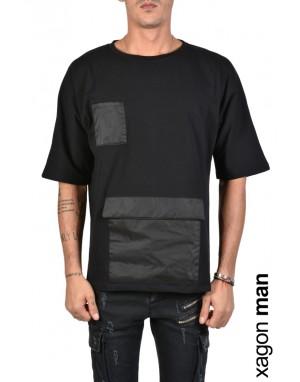 T-SHIRT MD1010 Black