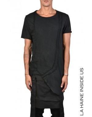 3B SHUKO T-SHIRT Black