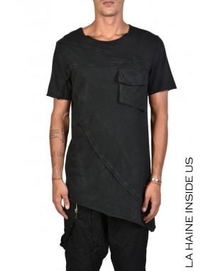 3B BABYLON T-SHIRT Black