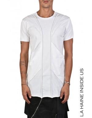 3J AKTONE T-SHIRT Bianco