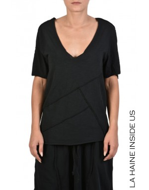 4J STALEE T-SHIRT Black