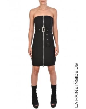 4B EVOLS DRESS Black