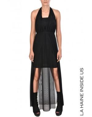4B PAVEEX DRESS Black
