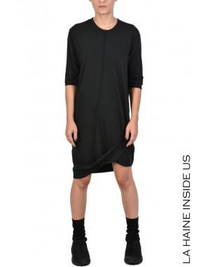 3J CELPH T-SHIRT/DRESS Black