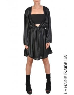 4B ISUMA DRESS Black
