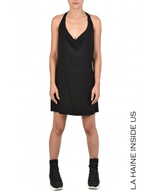 4J SICRET DRESS Black