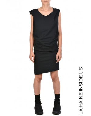 4M NIWIG DRESS Black