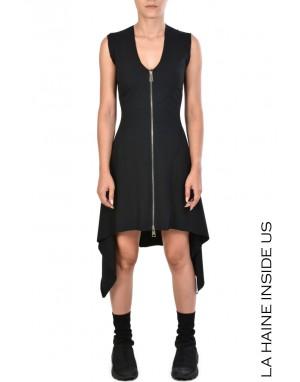 4M SAANDE DRESS Black