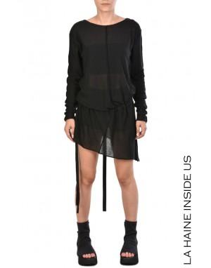4J NAMOW DRESS Black