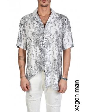 Camicia AVISC3 Bianco