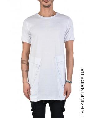 3M CAMDEN T-SHIRT Bianco