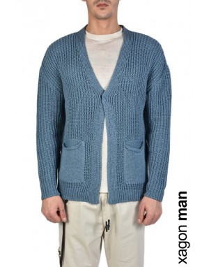 CARDIGAN J10304 Denim