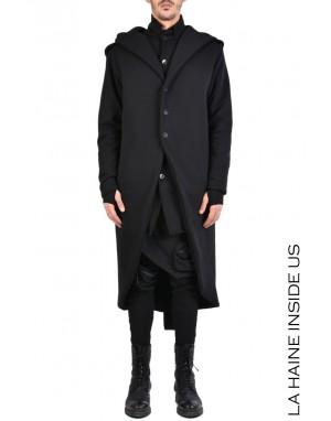 3M FRONTALI COAT Black