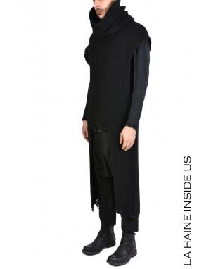 4J ILAN SWEATER Black